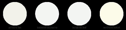 Jemné tóny bielej Primalex Inspiro