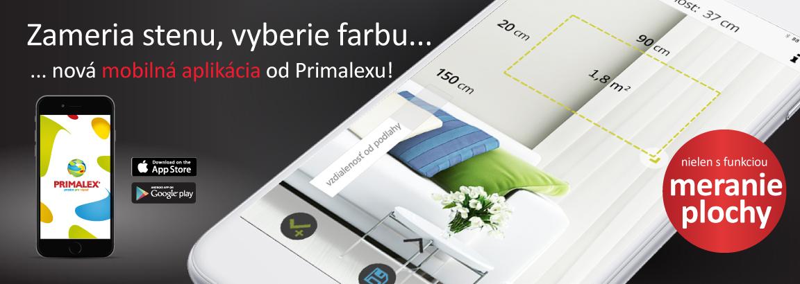 PRIMALEX mobilná aplikácia